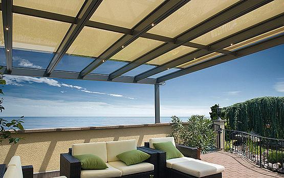stores autoportants planchers modulables protection solaire avec stobag. Black Bedroom Furniture Sets. Home Design Ideas